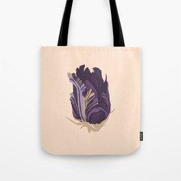 paper flower Tote Bag
