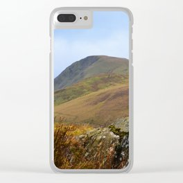 Snowdonia, Wales Clear iPhone Case