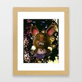 """""""Mecharina"""" Framed Art Print"""