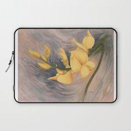 Fleur d'or Laptop Sleeve