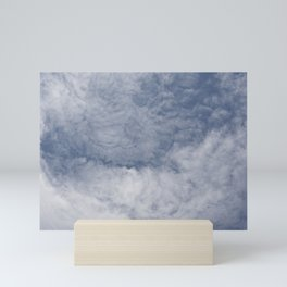 Rift in the Clouds Mini Art Print