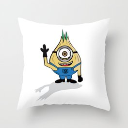 Monion Throw Pillow