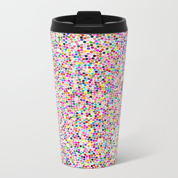 Vitamin Metal Travel Mug