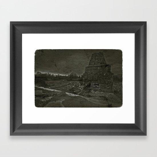 DoRtHy Framed Art Print