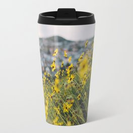 California blooming Travel Mug