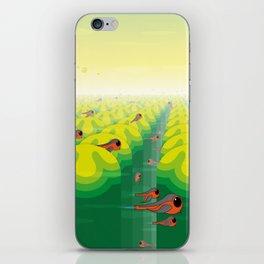 SF SolarBugs iPhone Skin