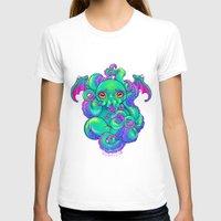 cthulhu T-shirts featuring Cthulhu by Gunkiss