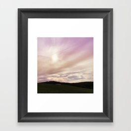 swoop Framed Art Print