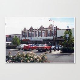 Exchange Building, Toowoomba Canvas Print