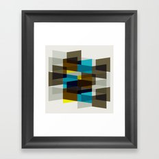 Aronde Pattern #03 Framed Art Print