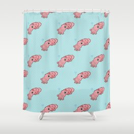 Cuttlefish - Cuddle Edition Shower Curtain