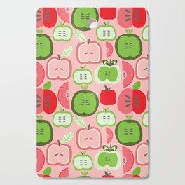 Retro Apples Cutting Board