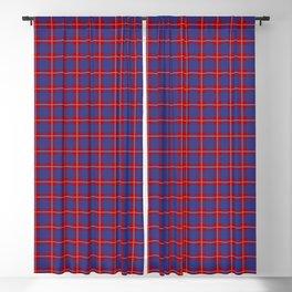 Hamilton Tartan Plaid Blackout Curtain
