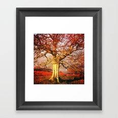 Forever Autumn Framed Art Print