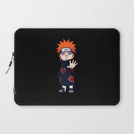 Chibi Akatsuki Pain Laptop Sleeve