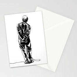 Liam Gallagher Oasis Stationery Cards