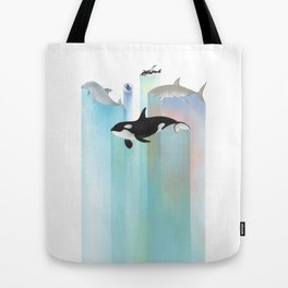 Ever Blue Tote Bag