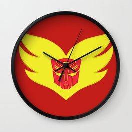 Roddy's Human Shirt Wall Clock