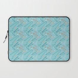 Bobbi Pin Dreams Laptop Sleeve