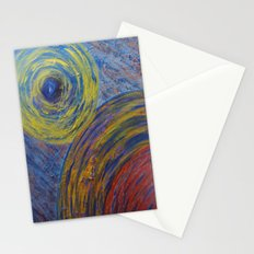 Centrifugal force Stationery Cards