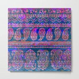 Bodhi CMY Metal Print