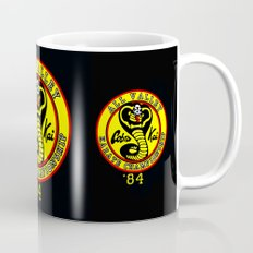 Karate kid Cobra kai clan Mug