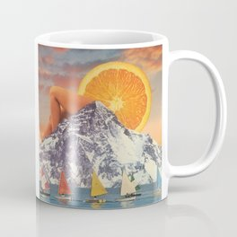 Clementine Skies Coffee Mug