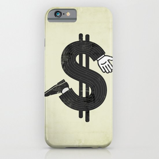 Costs an Arm & a Leg! iPhone & iPod Case