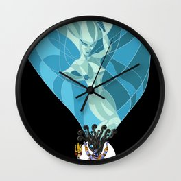 Shiva Ganga Wall Clock