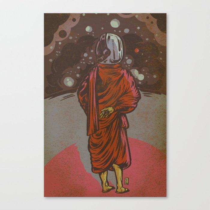 Eternal View Canvas Print