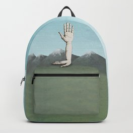 Hands Backpack
