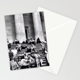 Occupying Wall Street. Stationery Cards