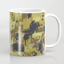 CUSTOM MOSS & ARMY SPLATTER CAMO 2 Coffee Mug