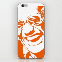 Ray Charles – Orange iPhone Skin