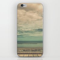 boardwalk empire iPhone & iPod Skins featuring Boardwalk by Marc Daly