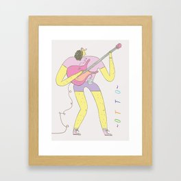 Otto Framed Art Print