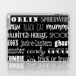 Halloween Celebration Laptop & iPad Skin