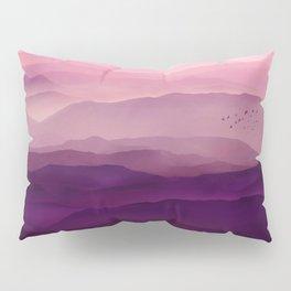 Ultra Violet Day Pillow Sham