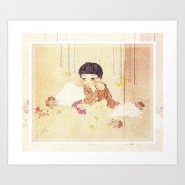 DreamBoy Art Print