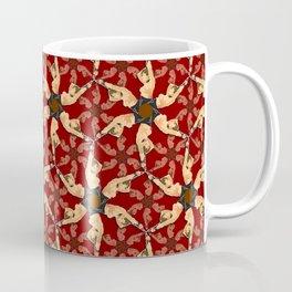 Eloise in Bondage pattern Coffee Mug