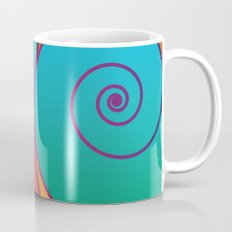 Swirly pretty thingies of goodness Mug