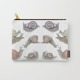 Snail Pals Carry-All Pouch