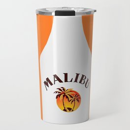 Malibu Bottle Travel Mug