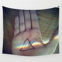 floyd Wall Tapestries featuring Pink Floyd by Emma.B