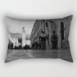 Marble Gutter Rectangular Pillow