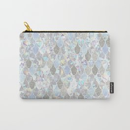 Holographic Mermaid Carry-All Pouch