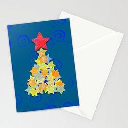 Tree of Stars Stationery Cards