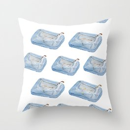 Soap Throw Pillow