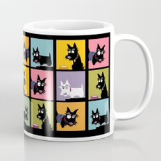 Different Scottie Mug