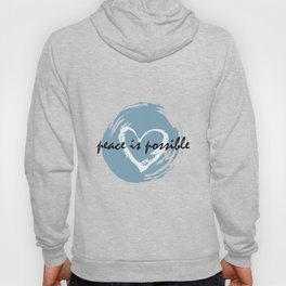 Peace is Possible  Hoody